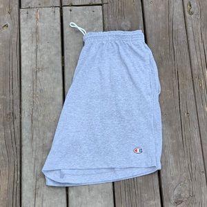 Men's champion jogger shorts